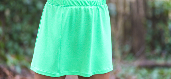 Image Tennis Skirts With Shorts, Capris and Bottoms