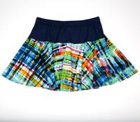 Image Custom Navy and Blues Flounce Tennis Skirt - No Shorts - Mahtomedi, MN