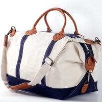 Image Sunshine Satchel Cotton Canvas Travel Or Gym Bag