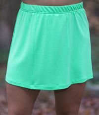 Image Size Medium - Limelight Panel Skirt - No Shorts - 14 inch Length