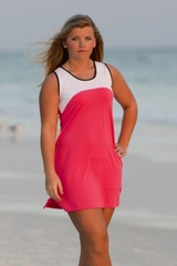 Image The Yoke Tennis Dress