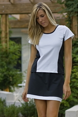 Image Wave Tennis Top